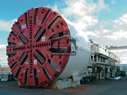 پاورپوینت دستگاه های حفر تونل TBM