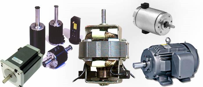 مقاله انواع موتورهای الکتریکی